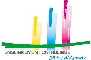 logo enseignement catholique cotes d'armor